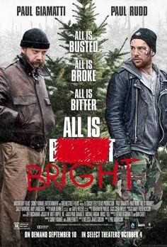 All Is Bright / 2013 / Christmas movie / holiday movie / Paul Giamatti / Paul Rudd / want to see this movie!