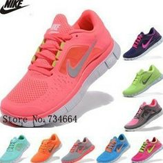 Hot selling 2013 Free Run +3.5 0 Women's Running Shoes ,Breathable women's Athletic Shoes ,High quality sport shoes freeshipping US $39.99