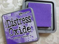 Do Distress Oxide Inks work on Yupo Paper - YouTube