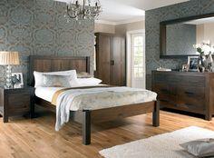 Lyon Walnut Bedroom Furniture