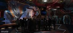 Epcot's Guardians Of The Galaxy Ride To Be A Roller Coaster