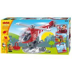 Hélicoptère pompier Abrick