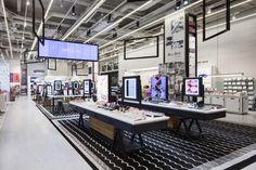 한국»소매 디자인 블로그 - 비트윈 공간 디자인, 서울로 아리따움 메가 SHOP