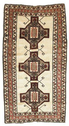 Ghashghai Teppich 195x110