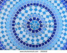 mosaic tile patterns free - Google Search