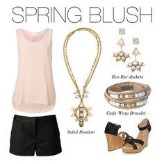 Stella & Dot - Spring Blush #stelladot #stelladotstyle www.stelladot.com/lisapariera