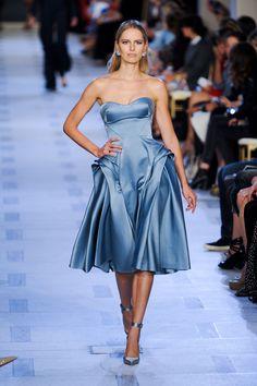 Zac Posen at New York Fashion Week Spring 2013 - StyleBistro