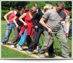 Team Building Activities for Adults: Work and S...