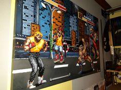 Pixel Art, Broadway Shows