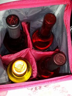 31's Hostess Exclusive Pack  Pour keeps your wine chilled for your next picnic, camp out or road trip!