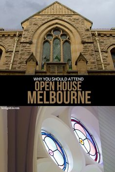 Open House Melbourne is an annual weekend festival where the city throws open the doors of buildings which are normally closed to the public. Australia Tourism, Visit Australia, Western Australia, Melbourne Travel, Airlie Beach, Packing, New Zealand Travel, Great Barrier Reef, Tasmania