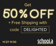 Hot deal 10 off groupon coupon code no minimum today only 50 off schoola blackfriday sale free shipping 30 creditfor new members fandeluxe Gallery