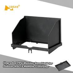 Original RC Part Upgraded Remote Control Sunshield Cover/FPV Monitor Sunshield for Hubsan H501S Remote Controller