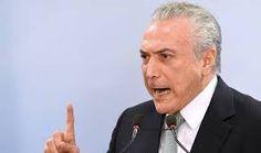 Papel Mache: COMO TEMER PRESIDENTE DO BRASIL ESTÁ RESOLVENDO OS...
