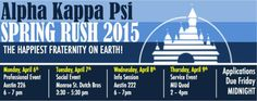 Your Comprehensive Guide to Spring Recruitment: Alpha Kappa Psi   Her Campus