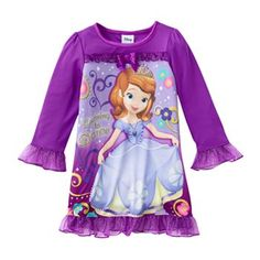 Disney Sofia the First Nightgown - Toddler