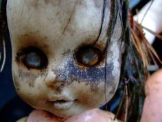 Haunted Doll Island - Mexico! Did you see the '60 Minutes' feature? Christ!