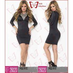 VESTIDO COLOMBIANO 26020  Precio: 38,99€  Disponible en nuestra página web www.mayret.com