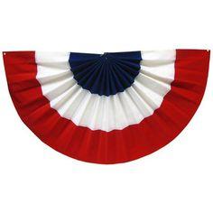 Velvet Flag Bunting