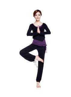GENUINE 95% Modal Sports Clothes Soft Yoga Wear (3 Pieces) Woman Running (Black, M) wyz http://www.amazon.co.uk/dp/B00FYP337S/ref=cm_sw_r_pi_dp_gK35wb1QGNYV7