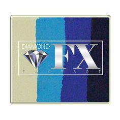 Diamond FX Split Cakes - Large Captain Obvious 10 (1.76 oz/50 gm)