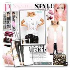 """""""StyleMoi - Fashion is a Game"""" by lillili25 ❤ liked on Polyvore featuring Sophia Webster, polyvoreeditorial and stylemoi"""