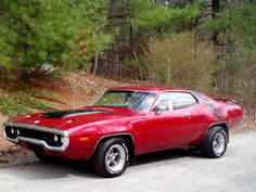 Plymouth Road Runner 1972r.