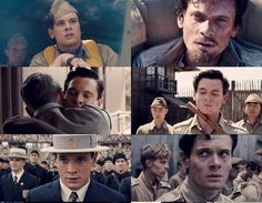 Unbroken, the movie. No comparison to the book. I loved the book, but I had trouble following the movie....so much was left out.
