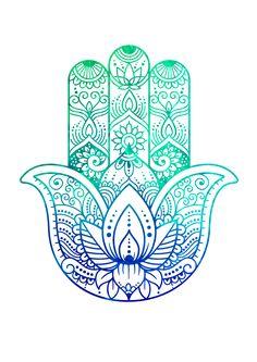 Hamsa Hand Tattoo, Hamsa Art, Hamsa Tattoo Design, Hamsa Design, Hamsa Drawing, Mandala Drawing, Mandala Art, Orca Tattoo, Lotus Tattoo