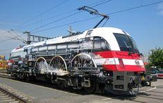 BR 183 75 Jahre Eisenbahnen für Österreich