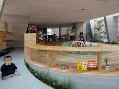 Peanuts,Courtesy of Uid Architects