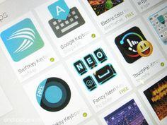 أفضل 3 تطبيقات لوحة المفاتيح لهواتف الاندرويد | مداد الجليد