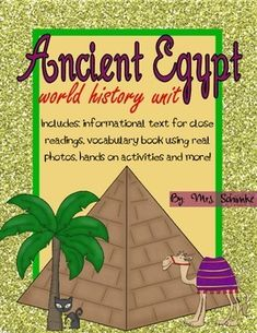 Can you give me some points to write an essay about Egypt?