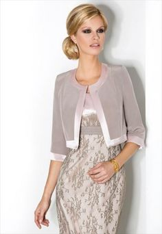 Find the perfect Mother of the Bride & Groom Outfit here at Melita Boutique. We have an extensive range of dresses to cater for any Special Occasion from top designers such as Condici, John Charles and irresistible. Dress And Jacket Set, Lace Jacket, Mother Of The Bride Dresses Long, Mother Bride, Groom Outfit, Wedding Attire, Occasion Dresses, Mantel, Beautiful Dresses