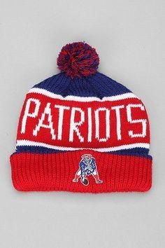 47 Brand Calgary New England Patriots Beanie 58116aadc1c