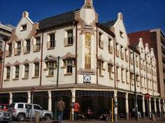 cafe riche church square pretoria Pretoria, My Land, South Africa, Street View, Mansions, House Styles, Africa, Manor Houses, Villas