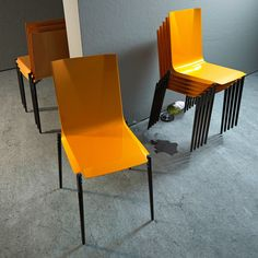Mustang Chair - Tierney Haines Architects
