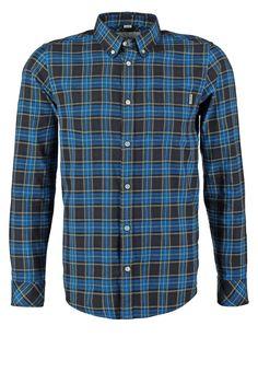 Carhartt http://www.kledingvinder.nl/carhartt-floyd-regular-fit-casual-overhemd-aruba-blue-rinsed.html