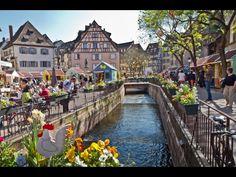 Le Printemps de Colmar 2013, place de l'Ancienne Douane. Crédit photo: Roland Pais. DR.
