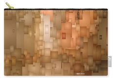 Carry-All Pouch - Abstract 1384