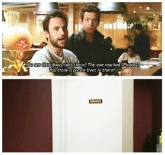 Classic Charlie/It's Always Sunny...