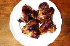 Kuřecí křídla adobo | Marinovaná pečená kuřecí křídla | Verze anghang Chicken Wings, Meat, Food, Essen, Meals, Yemek, Eten, Buffalo Wings