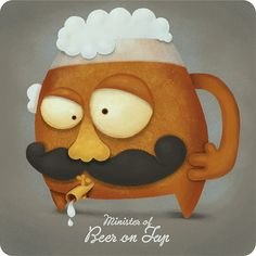 Minister of Beer onTap by AntoSquizzato, via Flickr