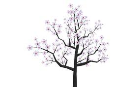 blossom cherry tree clipart cartoon branch sakura drawing clip flower transparent cliparts google blossoms george washington branches spring clipartbest deviantart