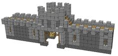 Image result for murailles minecraft