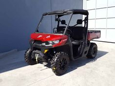 New 2018 Can Am Defender HD8 Convenience Package ATVs For Sale in