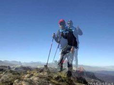 Miguel el Montañeru Solitario en Pico la Solana 2061m