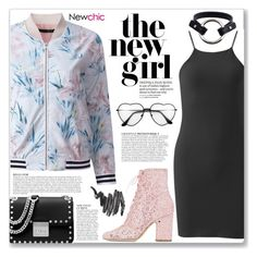 """""""newchic 57"""" by myduza-and-koteczka ❤ liked on Polyvore featuring MICHAEL Michael Kors, Anja, Laurence Dacade and Napoleon Perdis"""