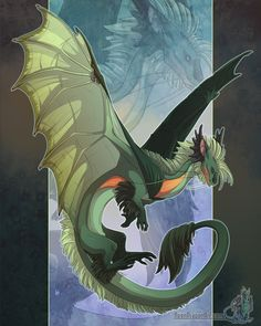 Stretching Your Wings by ~neondragon on deviantART