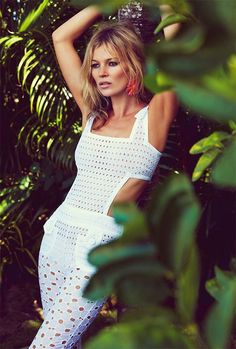 {weekend fashion inspiration | editorial : kate moss by patrick demarchelier}